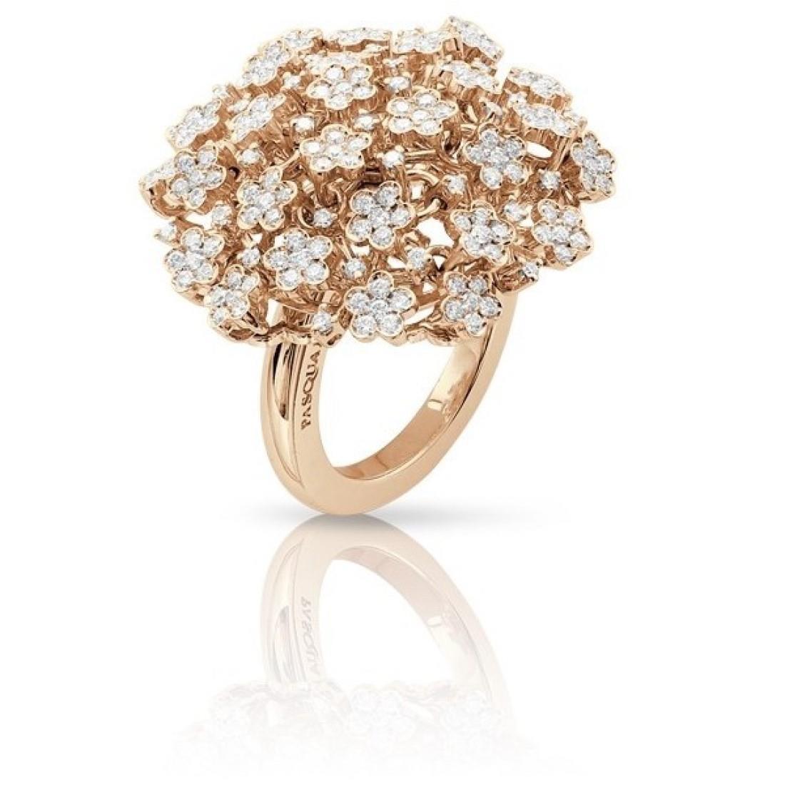 Anello con diamanti - PASQUALE BRUNI