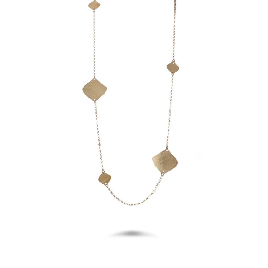 Collana lunga in argento - NOMINATION