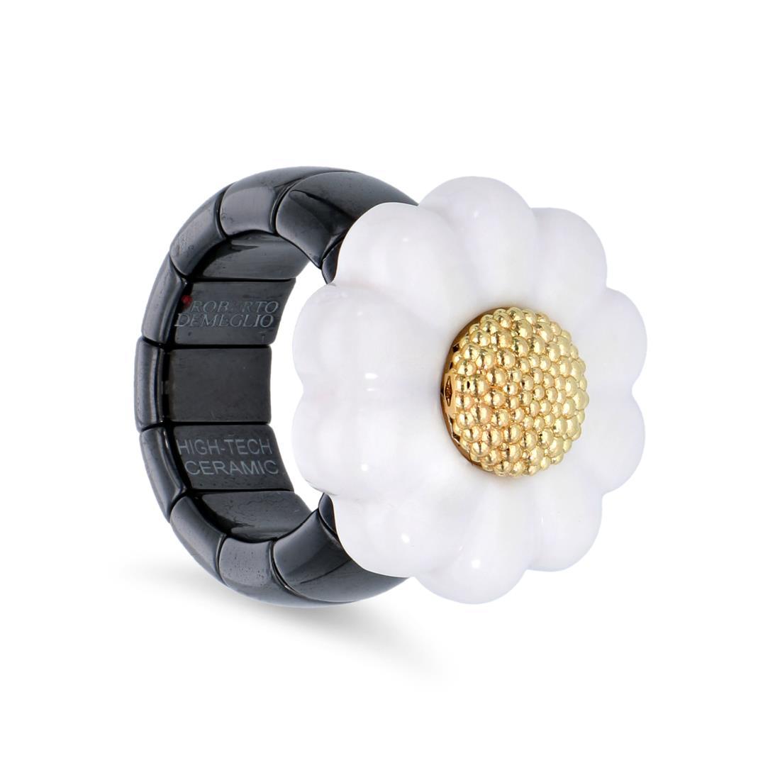 Semirigid ceramic ring - ROBERTO DEMEGLIO