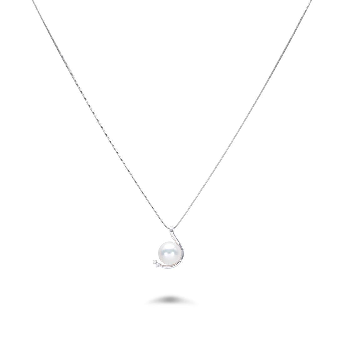 Collana con perla Akoya - MAYUMI