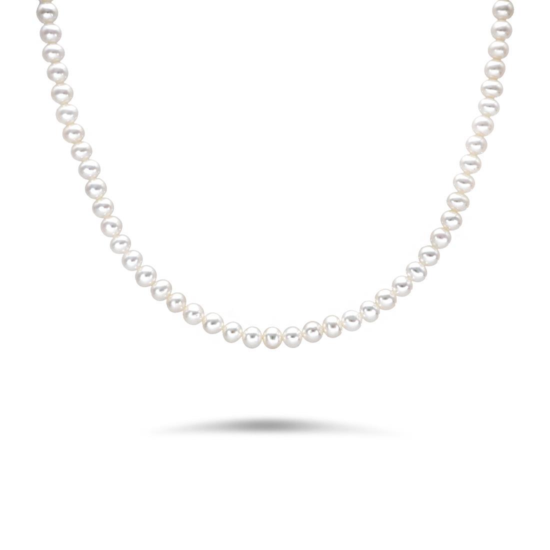 Collana filo di perle - MAYUMI