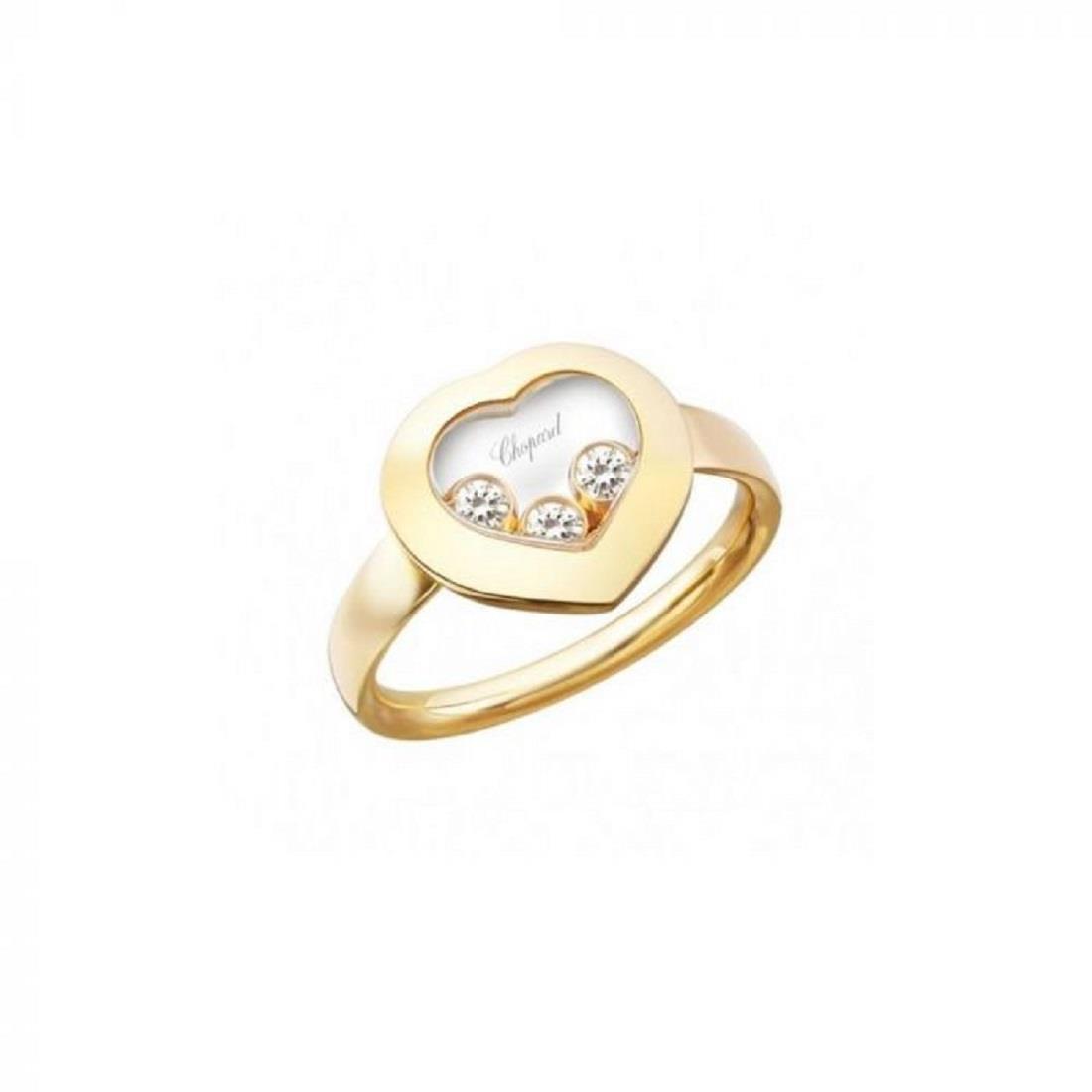 Anello con diamanti - CHOPARD