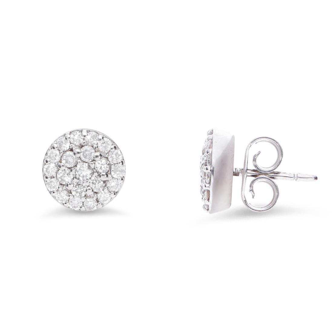 Orecchini con diamanti - ORO&CO
