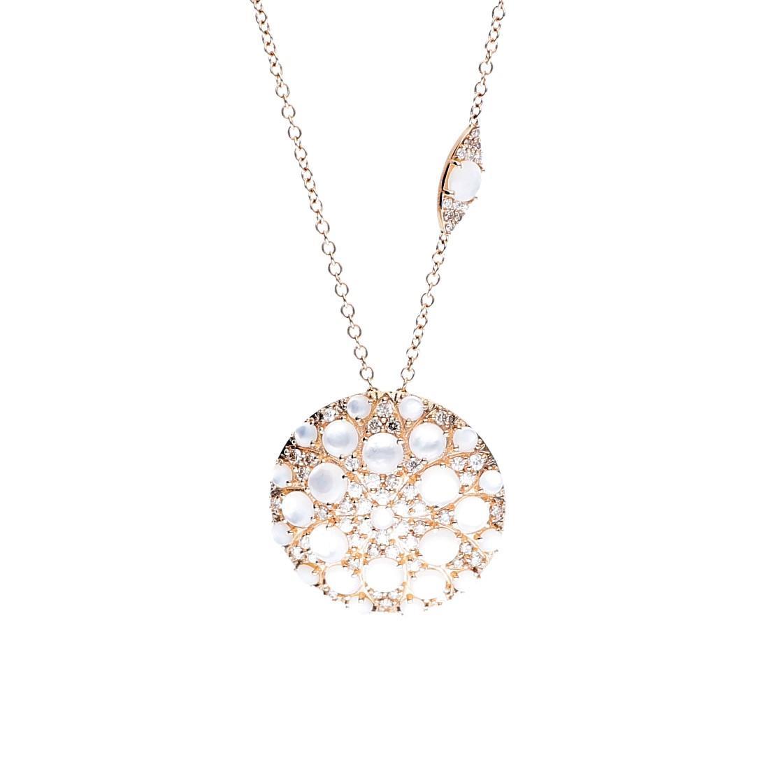 Collana con diamanti - PASQUALE BRUNI