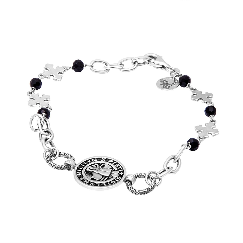 Bracciale design in argento - ORO&CO 925