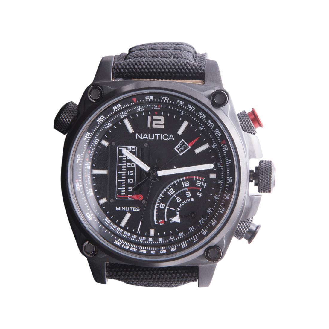 Orologio uomo con cassa 45 mm  - NAUTICA