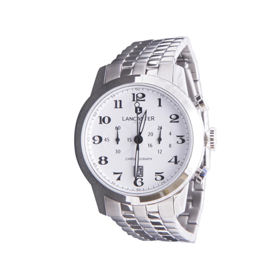 Orologio da uomo con cassa di 42 mm - LANCASTER