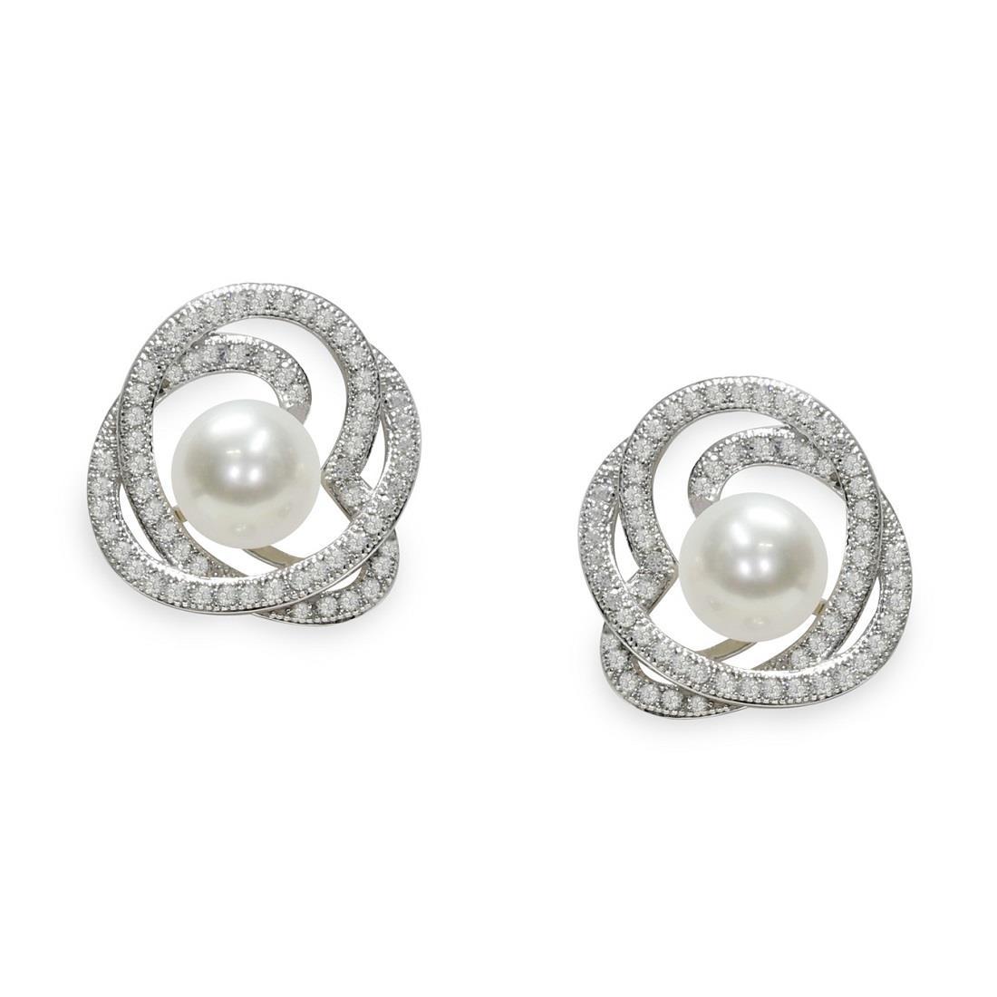 Orecchini con perle - MAYUMI