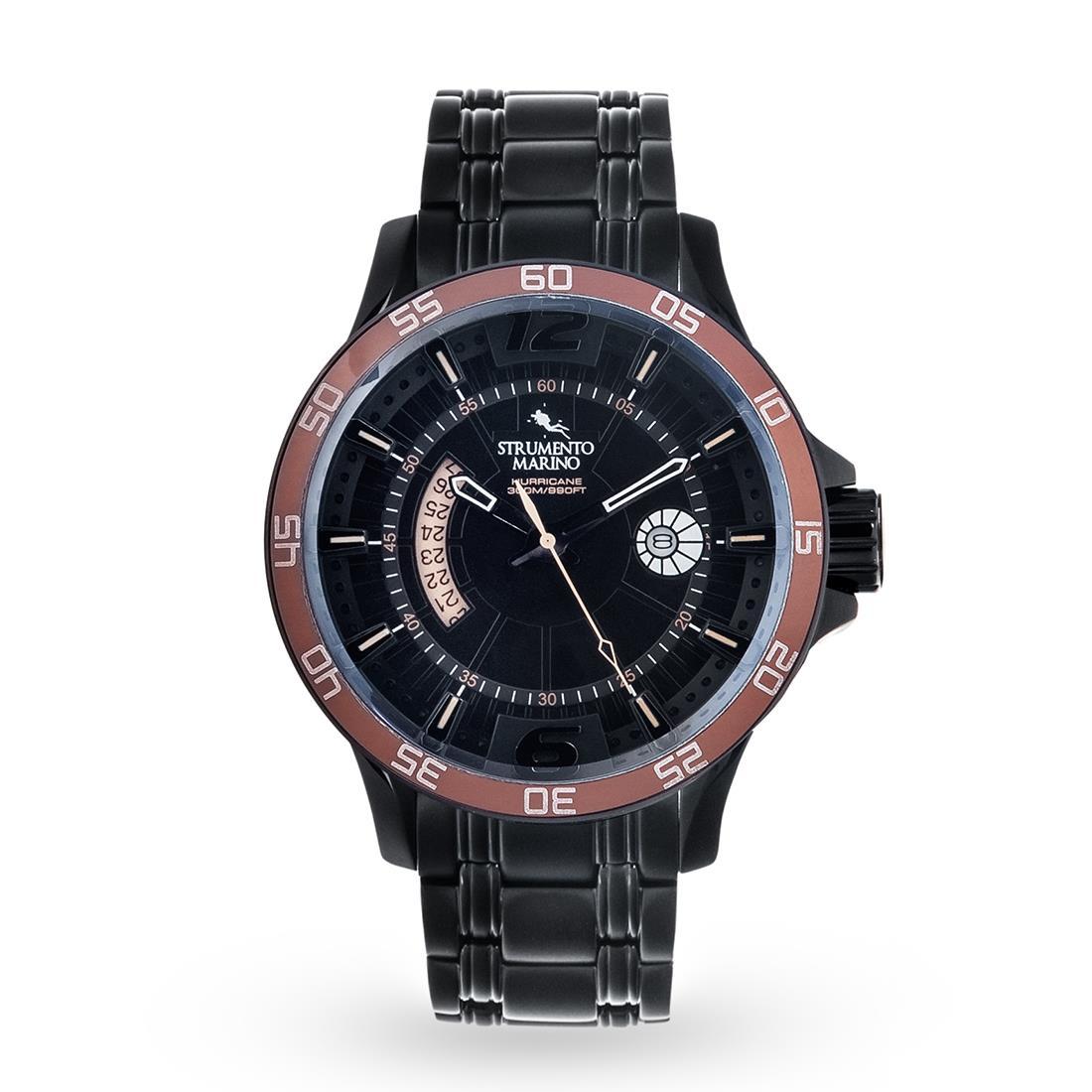 Orologio cassa 46 mm in acciaio - STRUMENTO MARINO