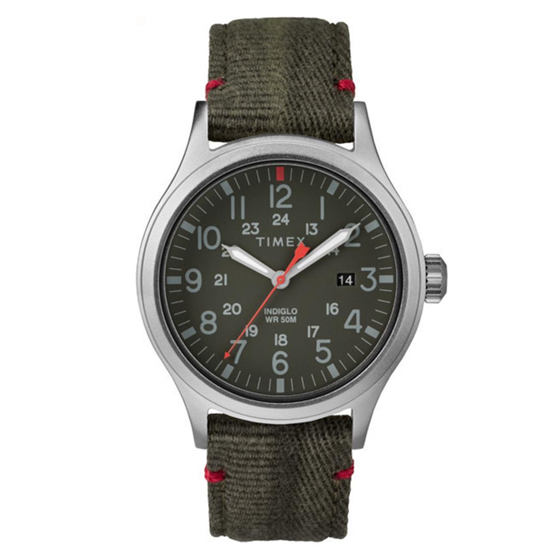 Orologio uomo con cassa 40 mm - TIMEX