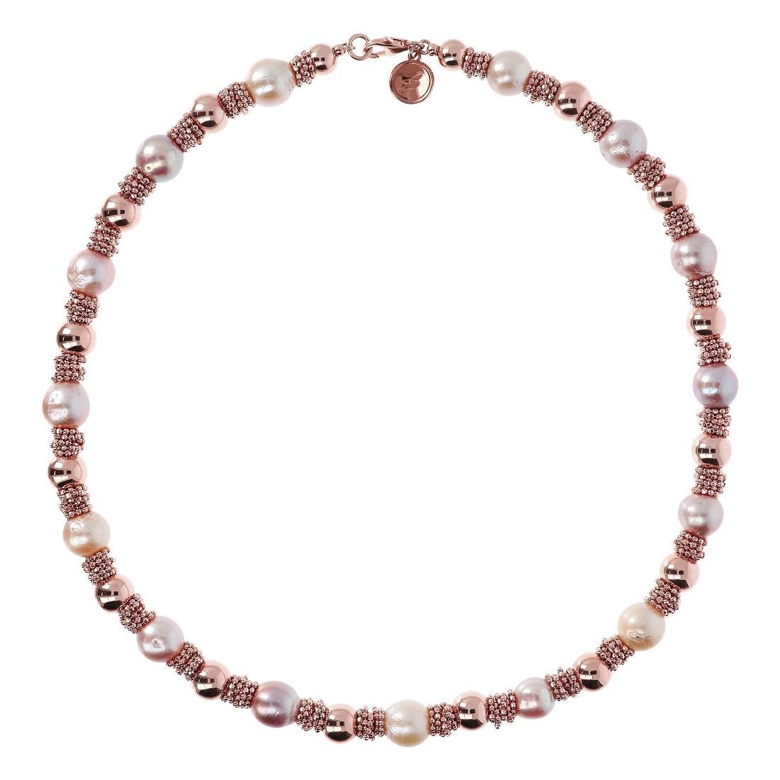 Collana con perle - BRONZALLURE