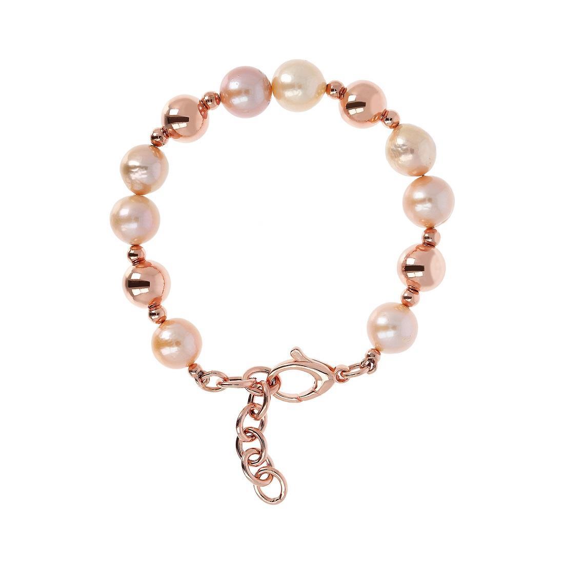 Bracciale con perle  - BRONZALLURE