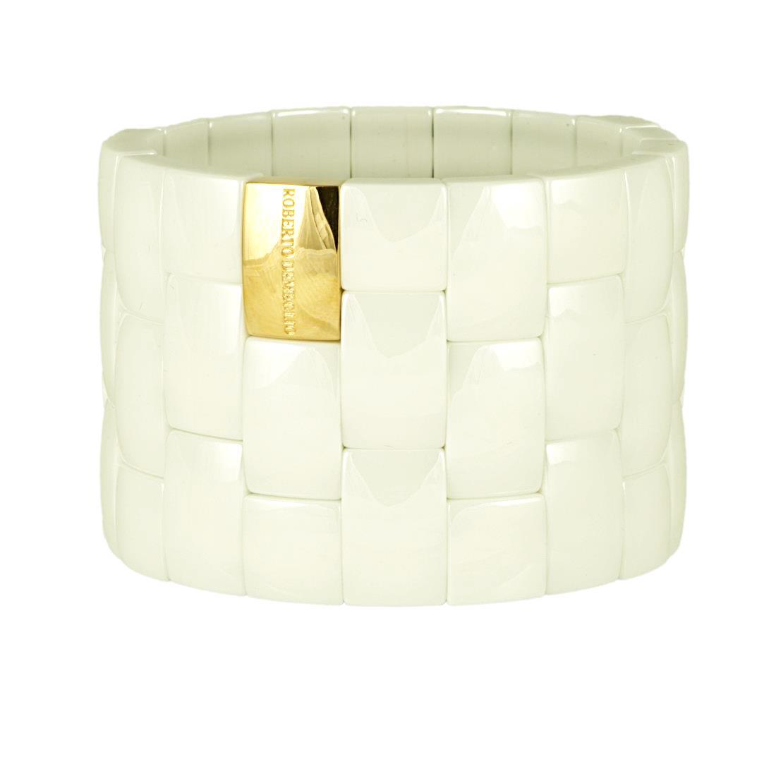 Ceramic bracelet - ROBERTO DEMEGLIO