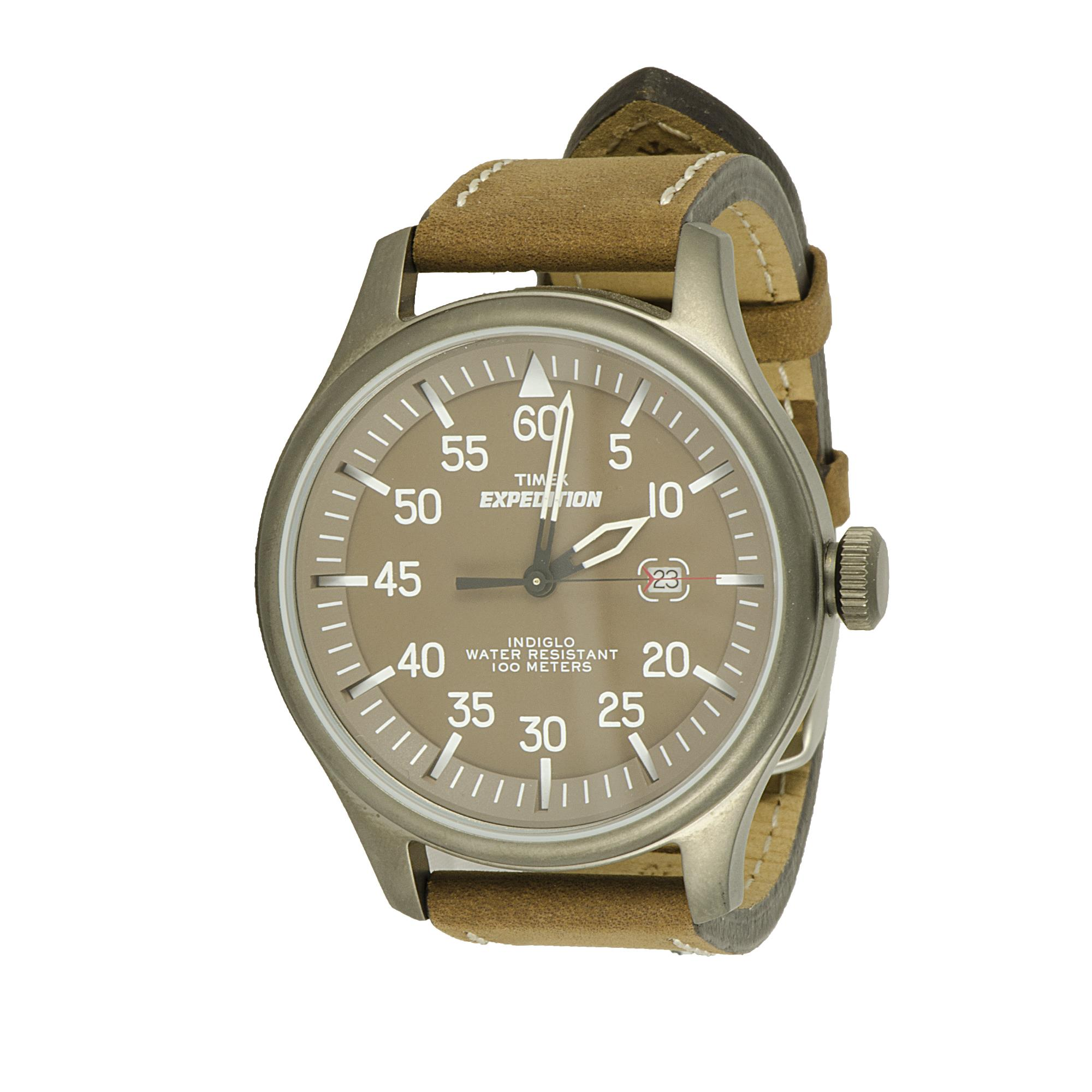 OROLOGIO INDIGLO EXPEDITION AVIATOR 42 MM - TIMEX