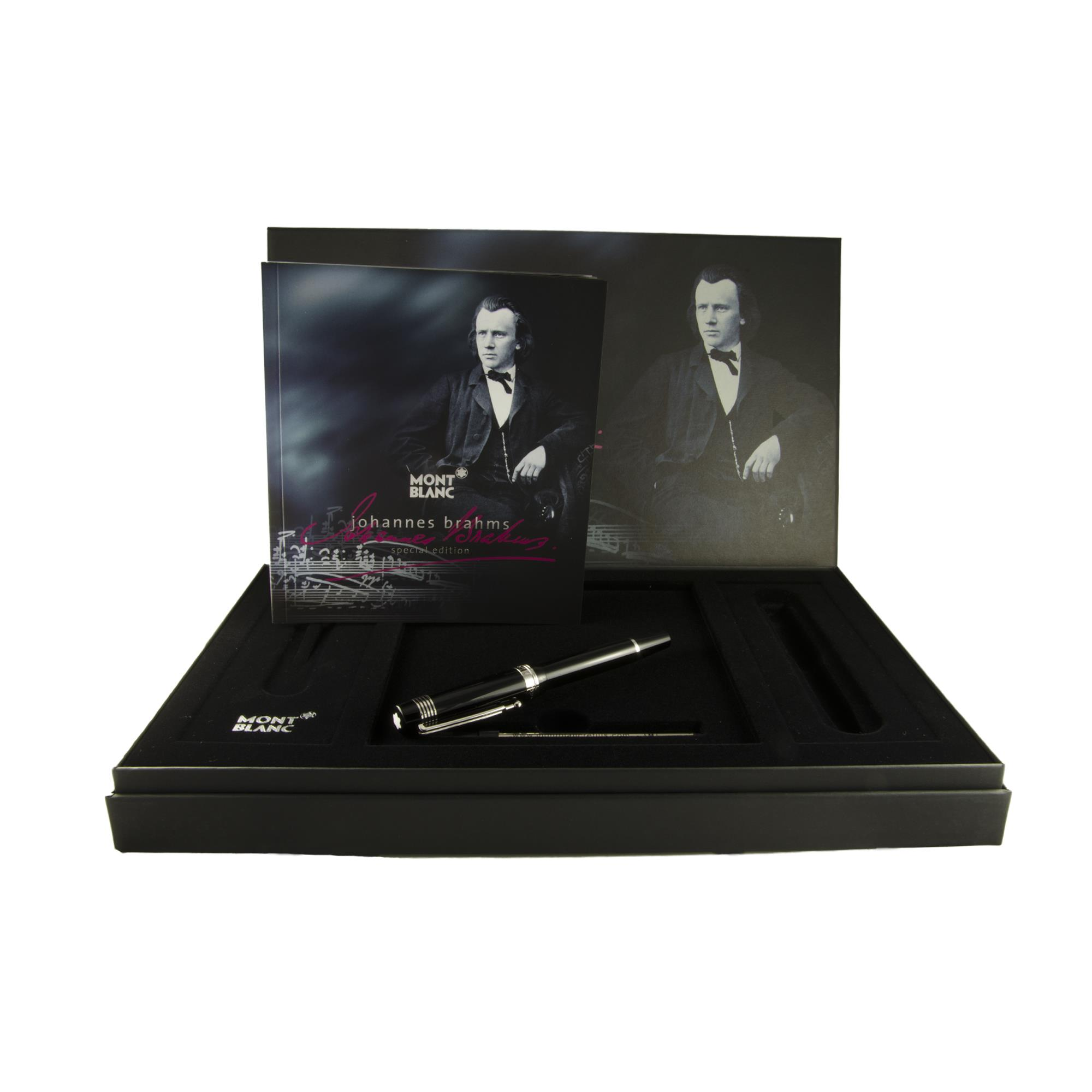 PENNA ROLLER JOHANNES BRAHMS SPECIAL EDITION - MONTBLANC