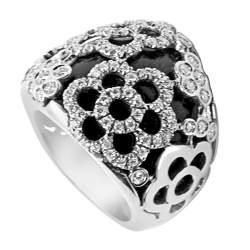 Anello Oro & Co e diamanti mis 13 - ORO&CO